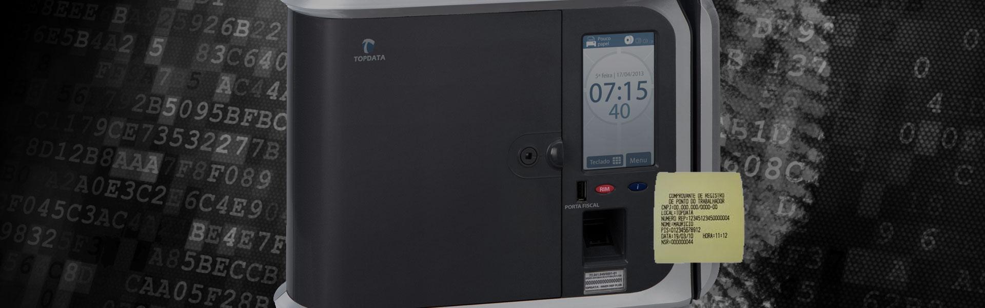 809b135cad9 IDSEC CONTROLE DE PONTO E ACESSO - Relógio de Ponto